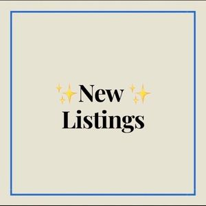 Other - ✨New Listings✨